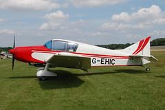 G-EHIC SAN Jodel D140B (53) Popham 080810