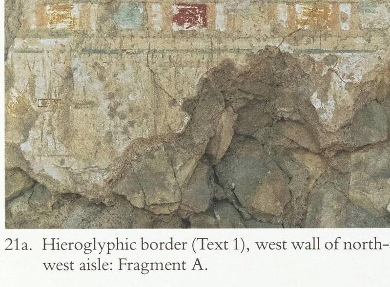 Древности Египта. Часть 72. Гробницы Сенмута №№71 и 353. Вып.2