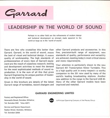 Leadership In The World Of Soundb