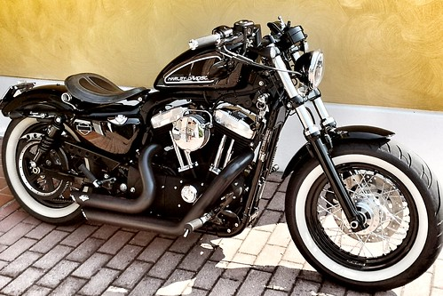 Harley Davidson Forthy Eight