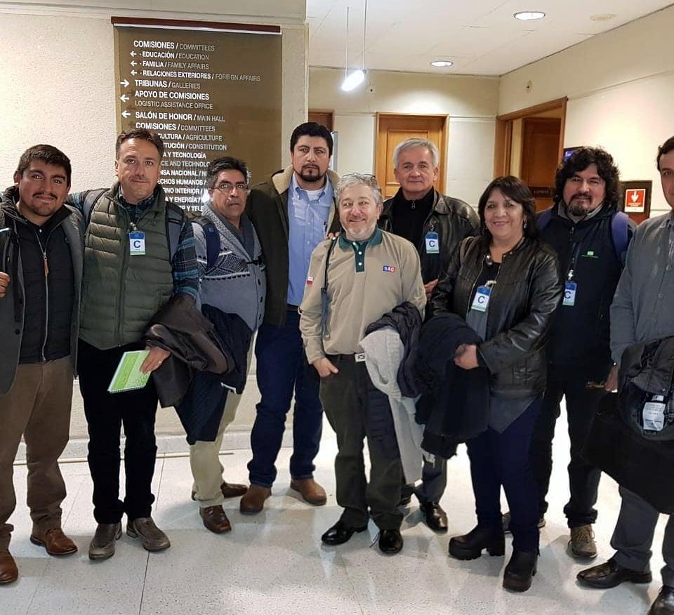 GRAN NOTICIA!!! Comisión Agricultura de Diputados aprobó en general Proyecto SAG - 03 Julio 2018