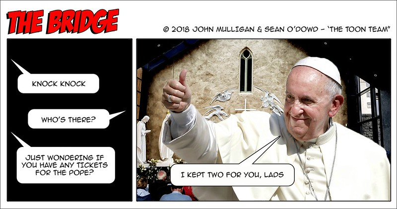Pope---tickets