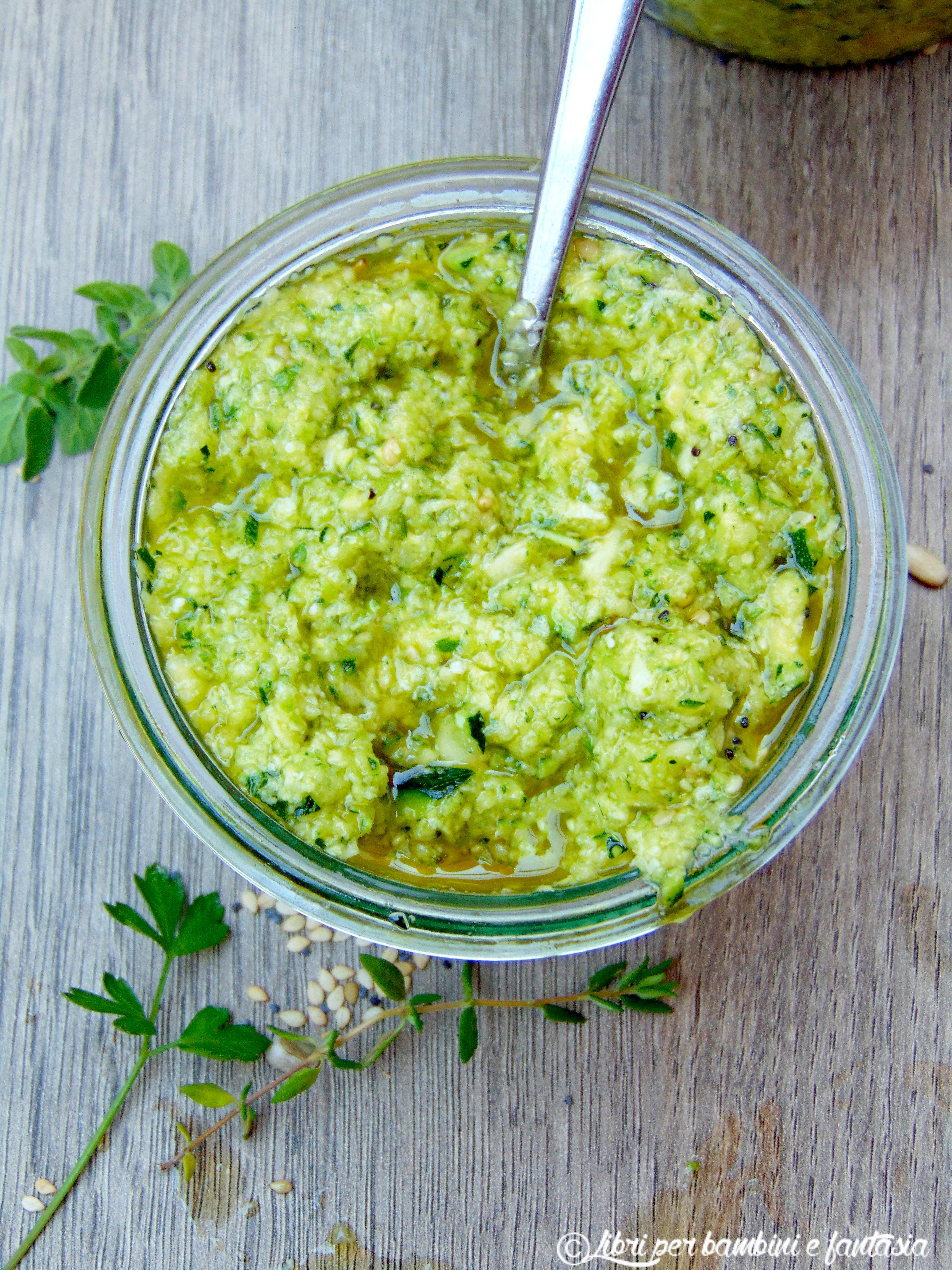 pesto zucchine1 bis