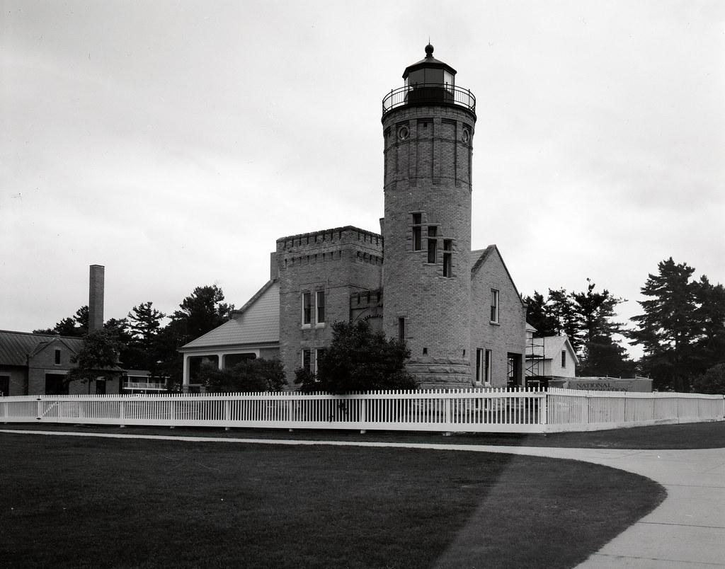 Old Mackinac Light