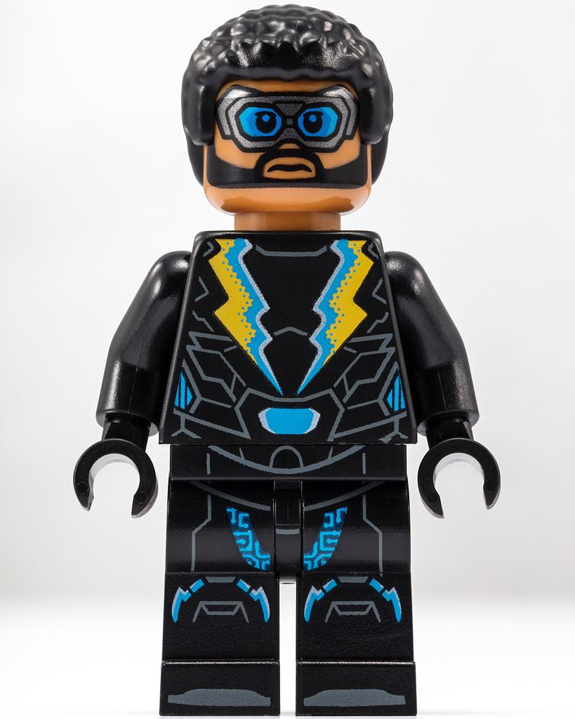 自殺貧民窟中的平民英雄!! LEGO DC Super Heroes 系列【黑閃電】Black Lightning【2018 SDCC 限定】