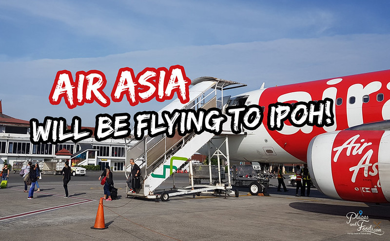 airasia flying ipoh