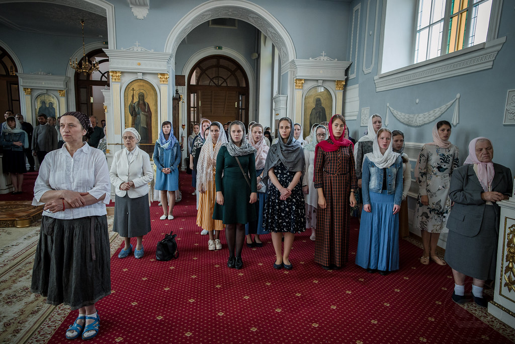 11-12 июля 2018, Святых апостолов Петра и Павла / 11-12 July 2018, The remembrance day of the Holy Apostles Peter and Paul