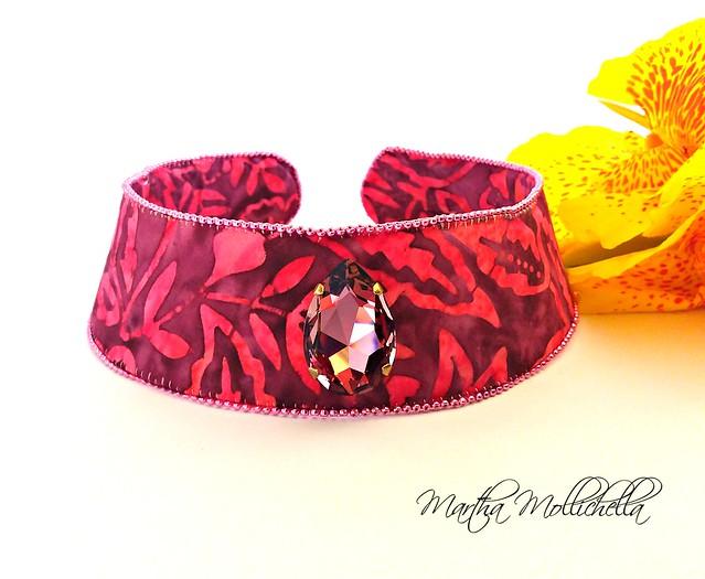 neckband Batik Swarovski Crystals Italy SWAROVSKI Swarovski Create Your Style