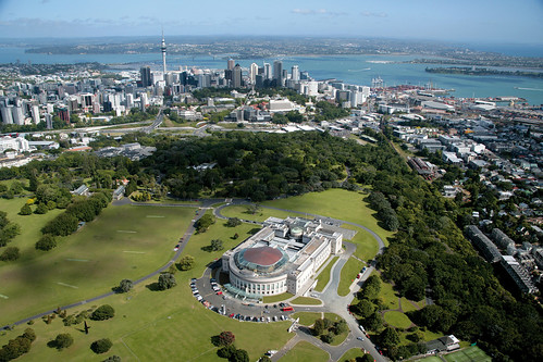 Auckland War Memorial Museum. From 5 Things to Do in Auckland for Educators