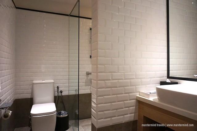 Aerotel Kuala Lumpur, gateway@klia2 Toilet and Bath