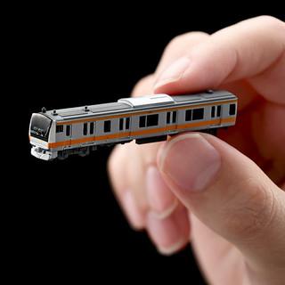 【更新販售資訊】史上最長的 figma 登場!JR東日本 E233系電聯車|10輛全通編組(6M4T)/ 0番台(中央快速線)
