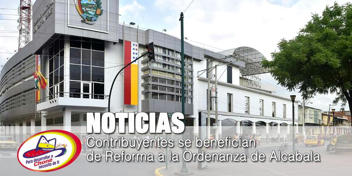 Contribuyentes se benefician de Reforma a la Ordenanza de Alcabala
