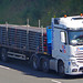 MB Actros - ALPHATRANS (DFDS) North Humberside