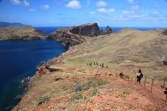 Madeira 2014 - 2.Tag, Sao Lorenco