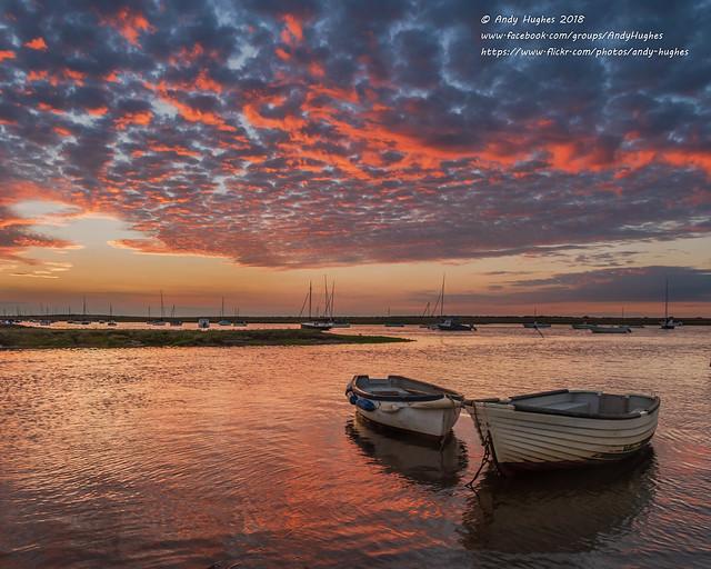 Another sunset scene...