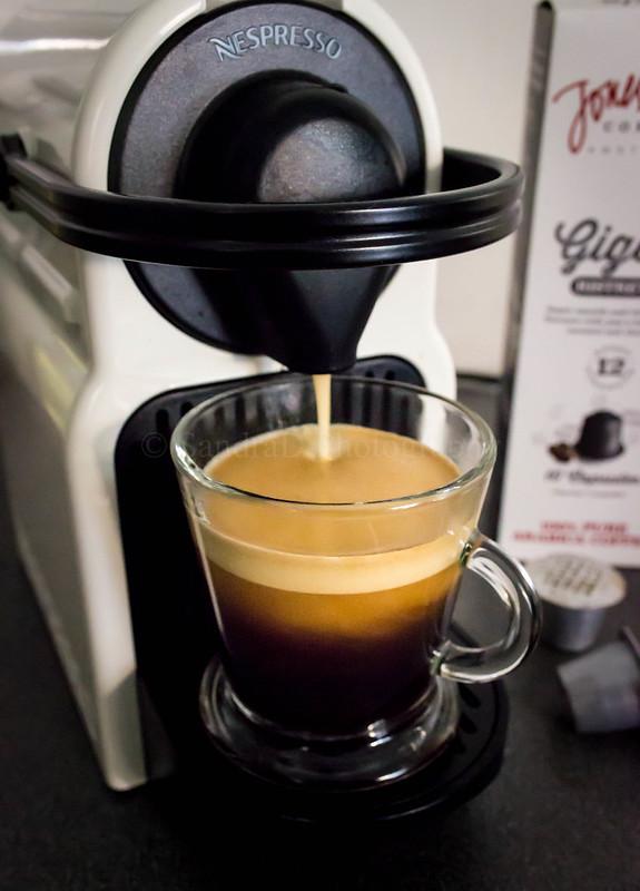 test espresso machine