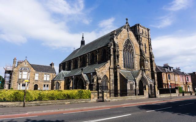 St Cuthbert's Church, Slateford, Edinburgh