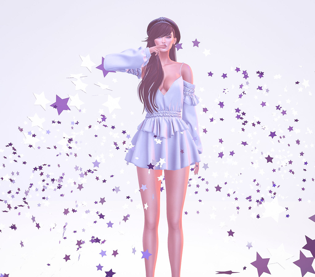 Po^Z - Kiss Good Bye ( Bento Pose ) With Star Clusters - trust me they shine ;) - TeleportHub.com Live!