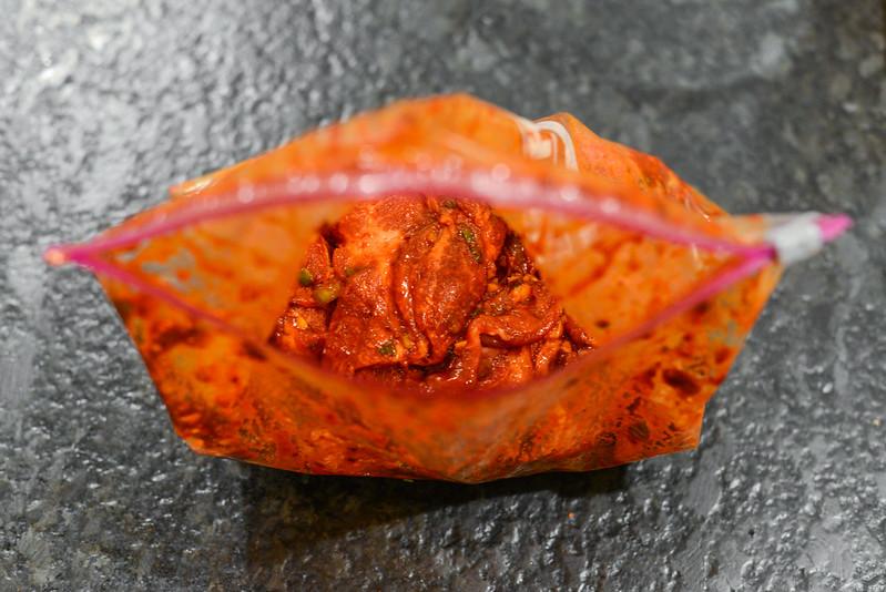 Daeji Bulgogi Walking Tacos