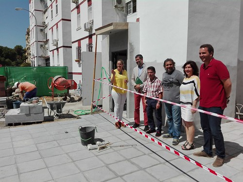 Ayudas para rehabilitación de edificios de la Junta de Andalucía
