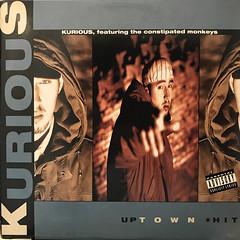 KURIOUS:UPTOWN SHIT(JACKET A)