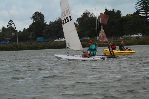 Jordan Zagonel and Patrol Boat: James Denham and Ian Wallace