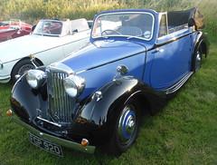Sunbeam-Talbot Ten Drophead Coupé (1938)
