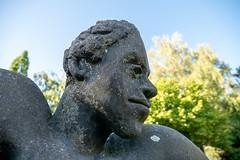 Skulpturengarten im Auguste Viktoria Klinikum