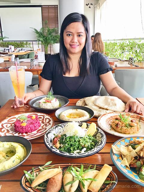 Special Arabian Lunch at Al Maeda