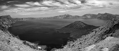 Crater Lake Pano #4