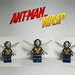 Lego Ant man and The Wasp Wasp minifigures custom by Biao Custom