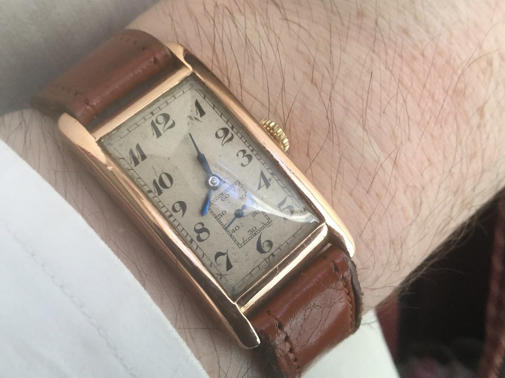 9ct watch from 1934