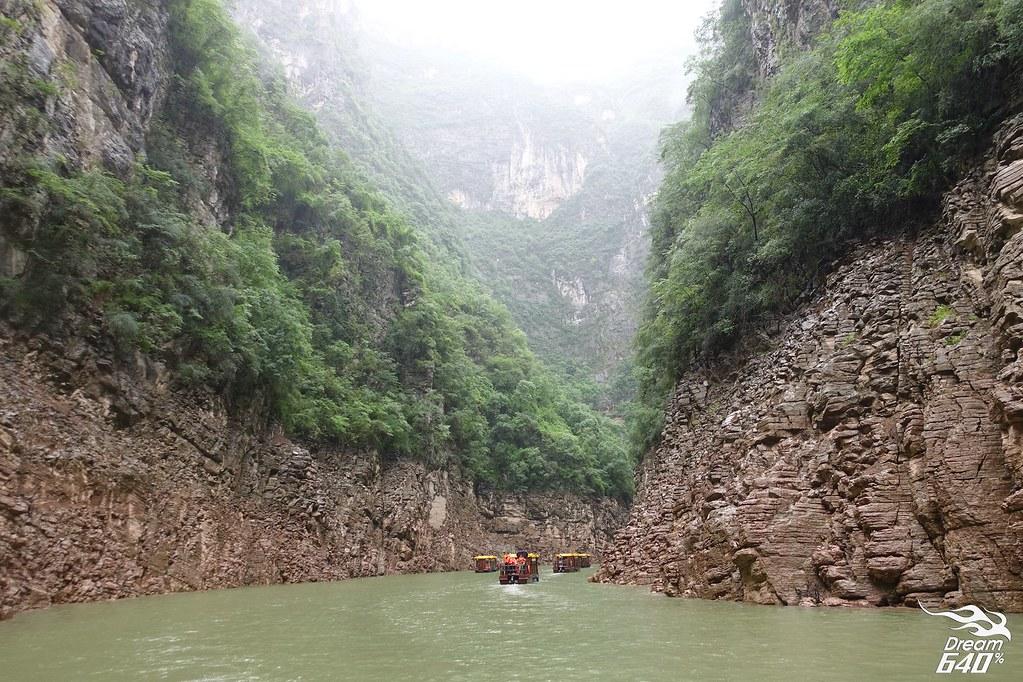神女溪-長江三峽-06