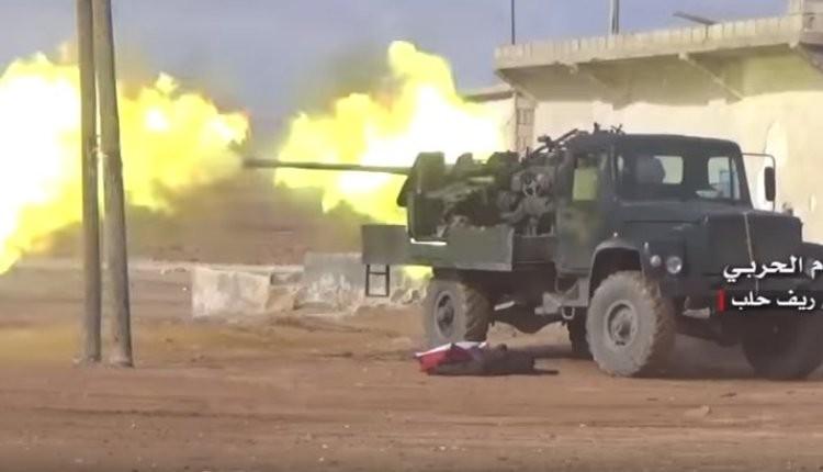 57mm-S-60-GAZ-Sadko-loyals-southern-aleppo-syria-c2018-gwr-1