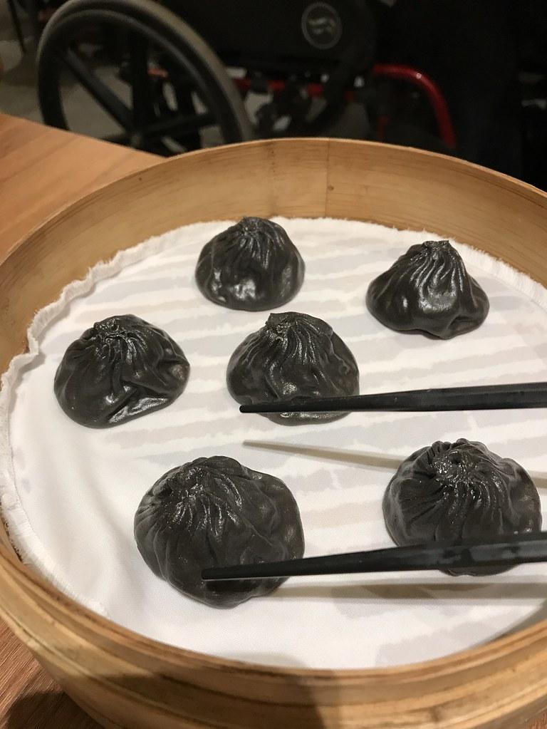 Xiao long bao,  truffle