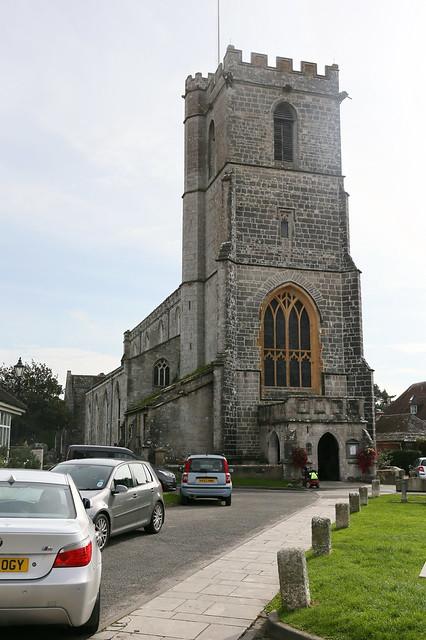 Wareham, Church of Lady St Mary