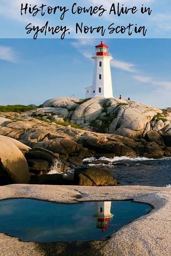 History Comes Alive in Sydney, Nova Scotia