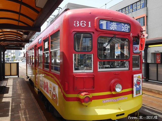 長崎電車+長崎車站27