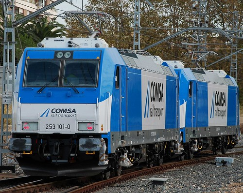 SNCF Logistics signs an agreement to purchase all of COMSA Rail Transport's share capital