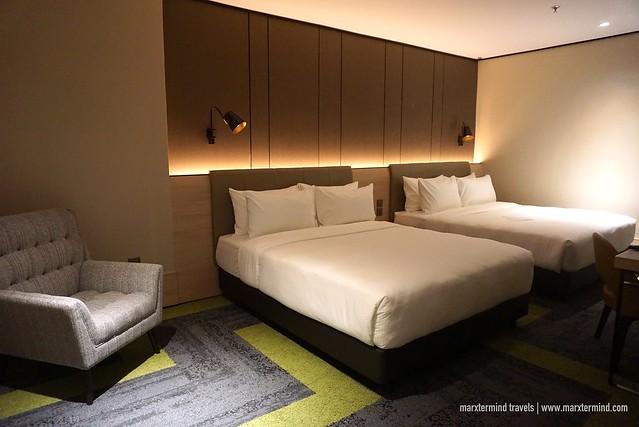 Aerotel Kuala Lumpur, gateway@klia2 Double Squared Room