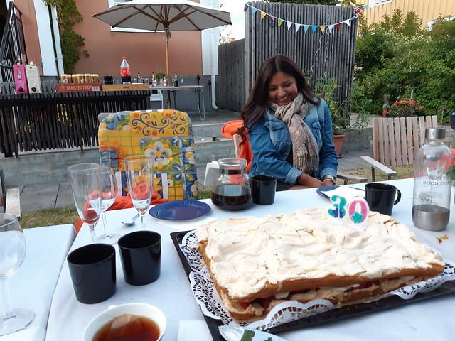 Veckans Yey och Nästa Hey - Trettioårsfest och Tisdagslov