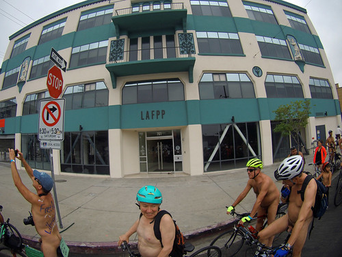 L.A. World Naked Bike Ride 2018 (112236)