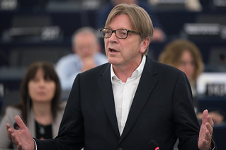 Future of Europe debate - with Guy Verhofstadt (ALDE, BE)