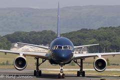 TF-FIU Boeing 757-200 Icelandair Glasgow airport EGPF 07.06-18