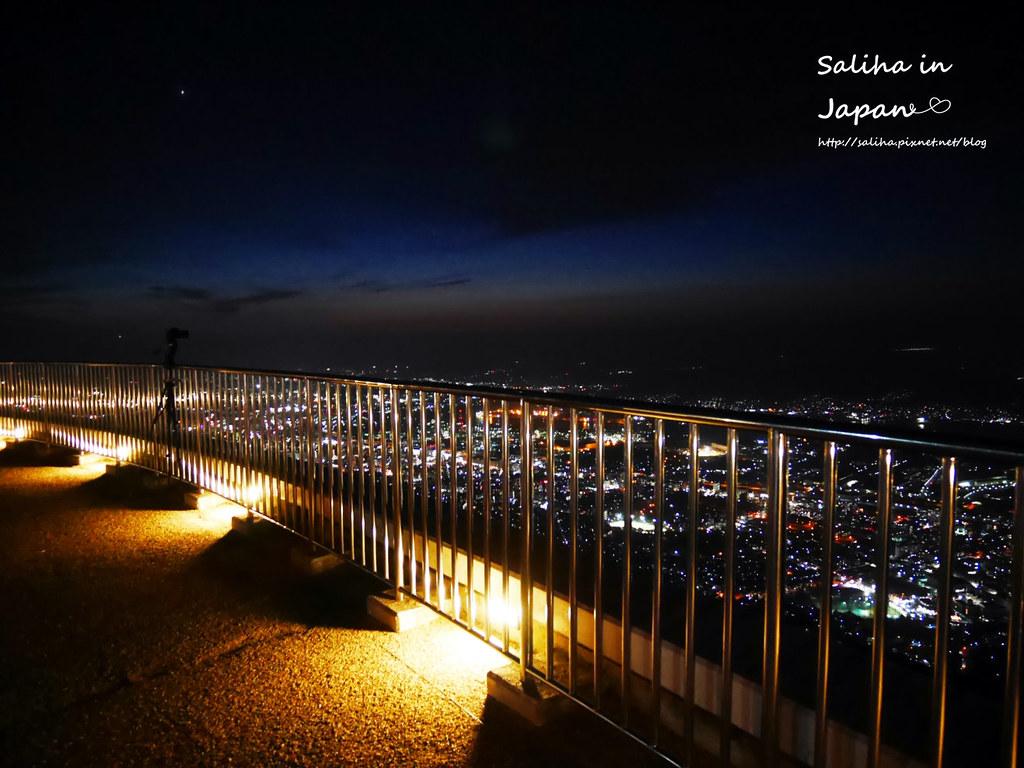 日本九州福岡皿倉山夜景纜車 (3)
