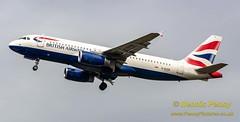 G-EUUG British Airways Airbus A320 (2)