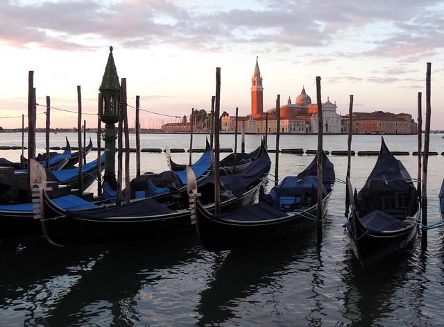 Sunrise in Venice EXPLORED!