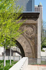 Chicago Stock Exchange Arch