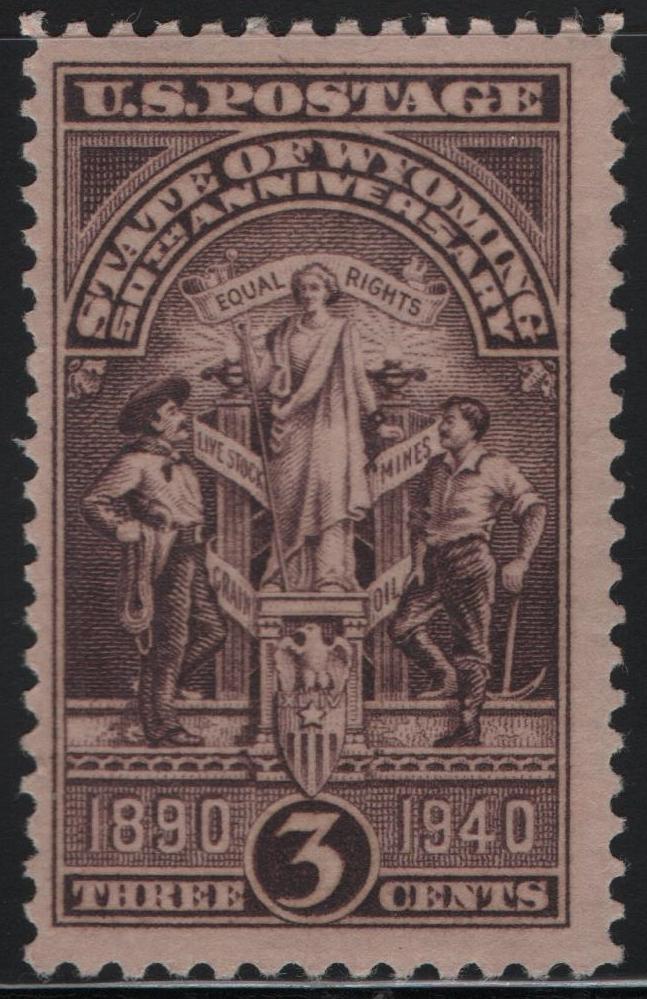 United States - Scott #897 (1940)