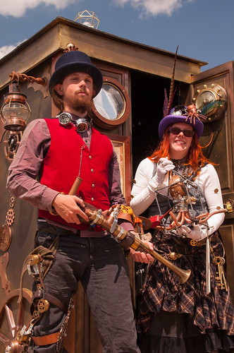 Steampunk festival (kasiainwales)